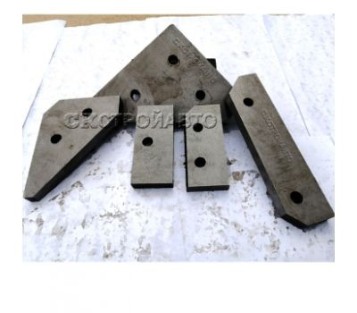 Ножи для резки уголка для НГ5223