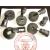 Пуансоны и матрицы прямоугольные для пресс-ножниц НГ5222,НГ5223